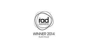 The rad Awards – Excellence in Recruitment Communication – London – Winner Audio Visual 2014