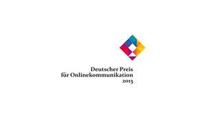 Deutscher Preis für Onlinekommunikation Berlin 2013 Gewinner «Imagefilm im Netz»