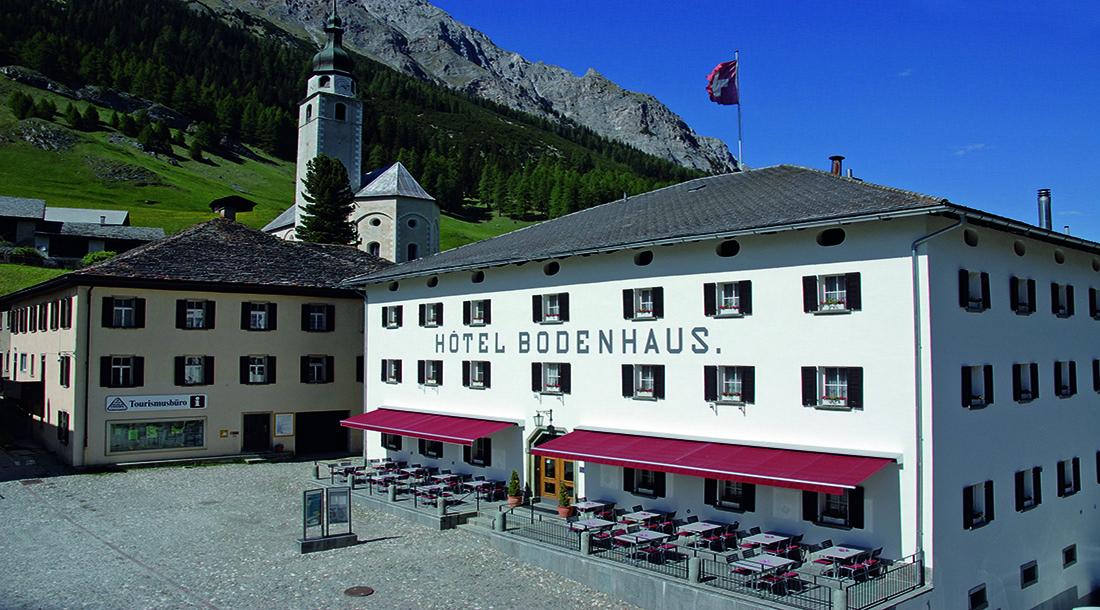 Verkauf Hotel Bodenhaus