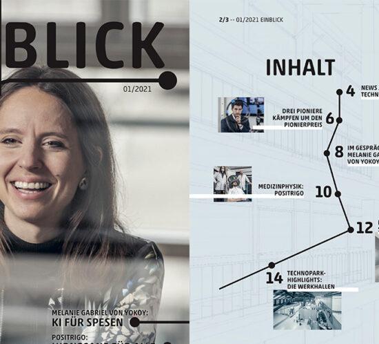 Einblick Magazin Technopark Zürich