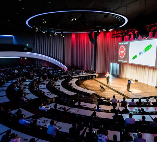 Swiss Cyber Storm im Kursaal Bern